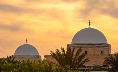 Cimetière de Monastir Tunisie