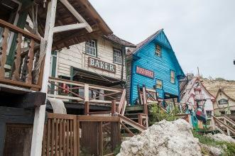 Village de Popeye