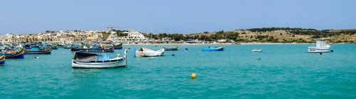 Petit port de Marsaxlokk