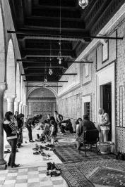 mosquée interieur