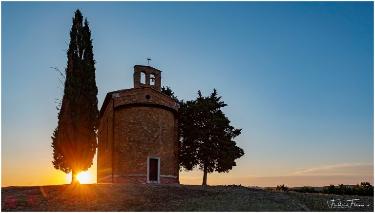 Chapelle Val D'Orcia